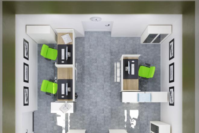 3D-визуализация интерьеров 9 - kwork.ru