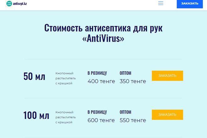 Мощный Wordpress под ключ 5 - kwork.ru