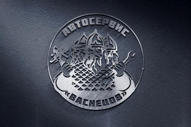 Разработка уникального логотипа 44 - kwork.ru
