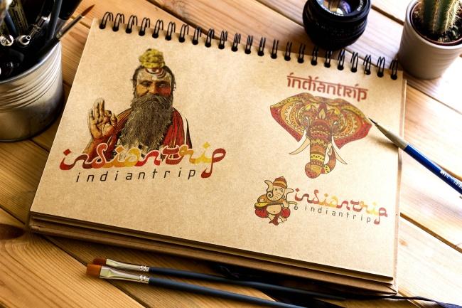 Разработка уникального логотипа 67 - kwork.ru