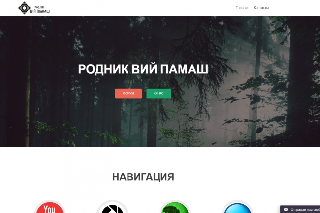Создам сайт на WordPress 11 - kwork.ru