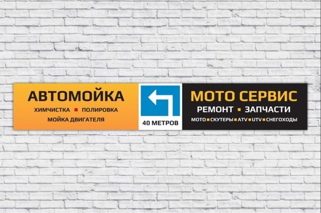 Дизайн баннера 57 - kwork.ru