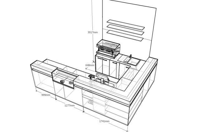 3д моделирование мебели 2 - kwork.ru