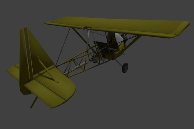 Blender l 3Д моделирование 30 - kwork.ru