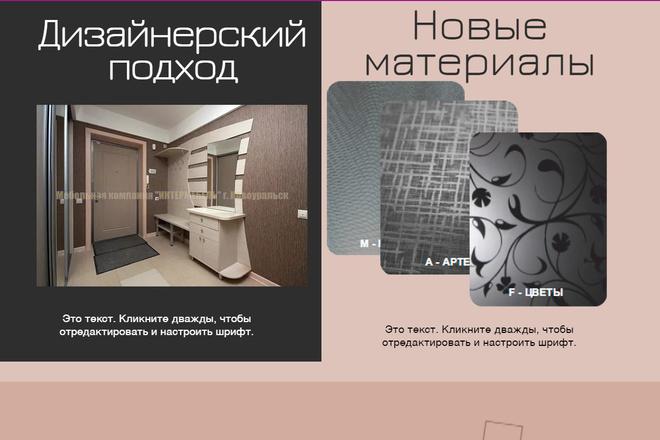 Создание сайтов на конструкторе сайтов WIX, nethouse 19 - kwork.ru