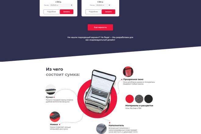 Перенос, экспорт, копирование сайта с Tilda на ваш хостинг 26 - kwork.ru