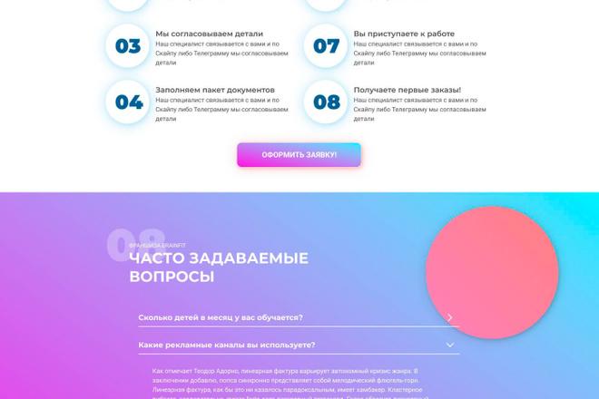 Уникальный дизайн сайта для вас. Интернет магазины и другие сайты 127 - kwork.ru