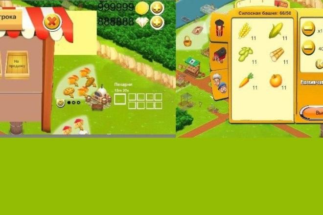 Исходник игрового мобильного ассета Hotline Unity3D 2D Top Down Shooter Source Code 2 - kwork.ru