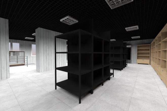 Чертежи + 3D визуализация 55 - kwork.ru