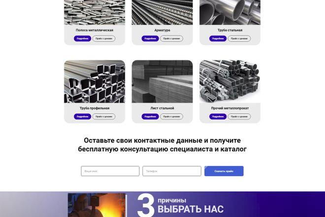Перенос, экспорт, копирование сайта с Tilda на ваш хостинг 73 - kwork.ru