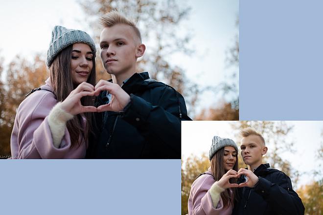 Обработка фото - ретушь, цветокоррекция, замена фона 1 - kwork.ru