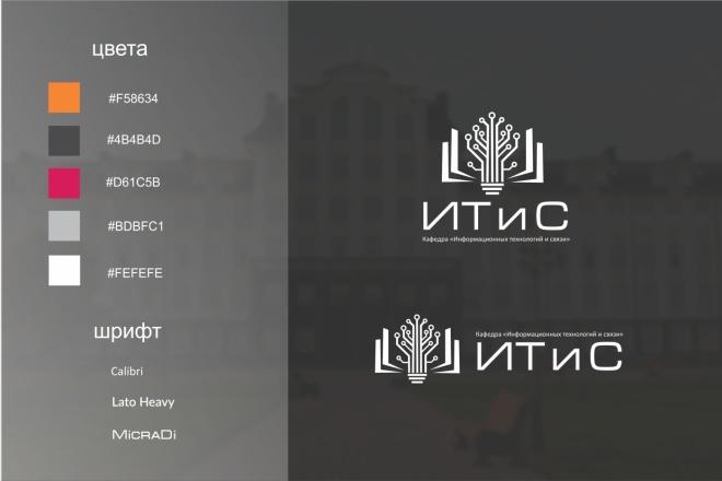 Разработаю логотип + подарок 42 - kwork.ru