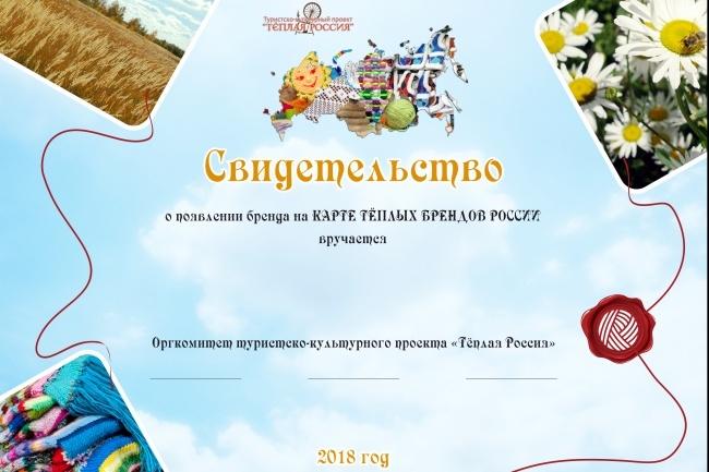 Дизайн плаката 2 - kwork.ru