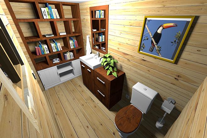 3d визуализация квартир и домов 3 - kwork.ru