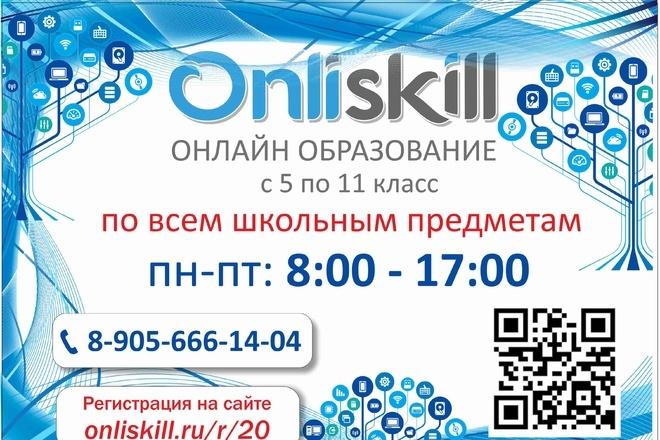Дизайн - макет быстро и качественно 83 - kwork.ru