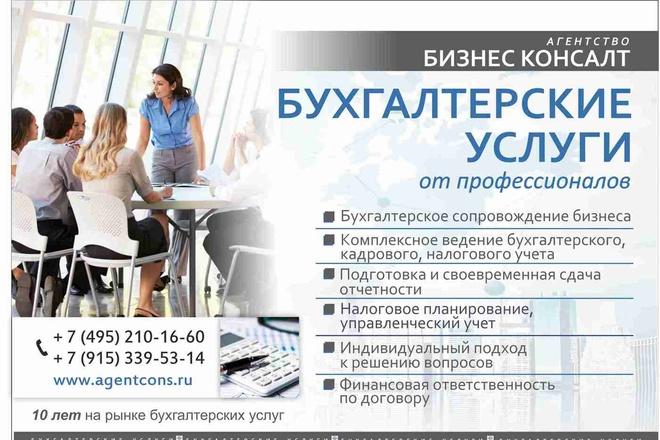 Дизайн - макет быстро и качественно 77 - kwork.ru