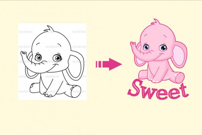 Нарисую логотип по вашему эскизу или рисунку. Быстро и качественно 6 - kwork.ru