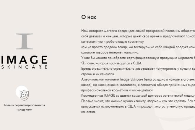 Интернет-магазин на Тильда под ключ 2 - kwork.ru