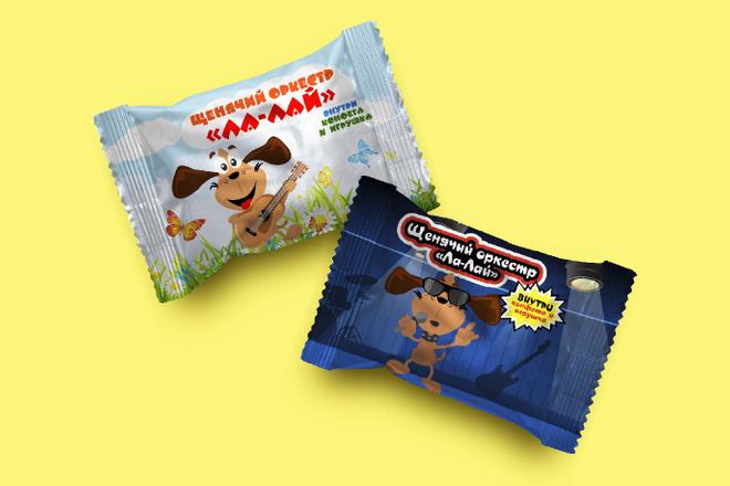 Дизайн упаковки или этикетки 55 - kwork.ru