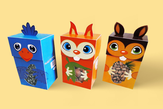 Дизайн упаковки или этикетки 44 - kwork.ru