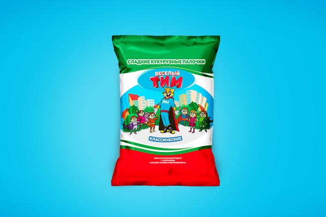 Дизайн упаковки или этикетки 48 - kwork.ru