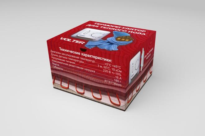 Дизайн упаковки или этикетки 38 - kwork.ru