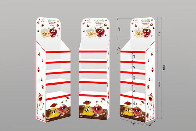 Дизайн упаковки или этикетки 34 - kwork.ru