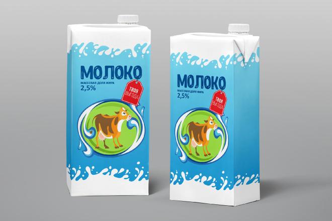 Дизайн упаковки или этикетки 53 - kwork.ru