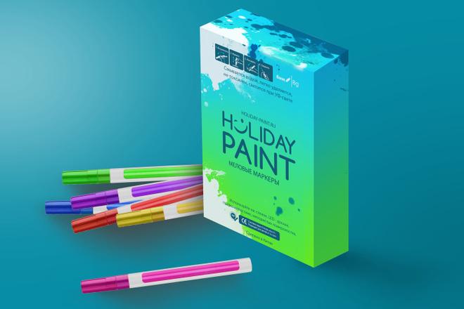 Дизайн упаковки или этикетки 24 - kwork.ru
