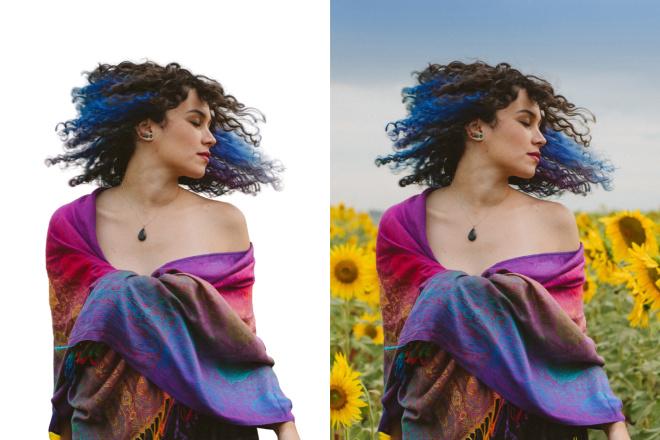 Удаление фона изображений 2 - kwork.ru