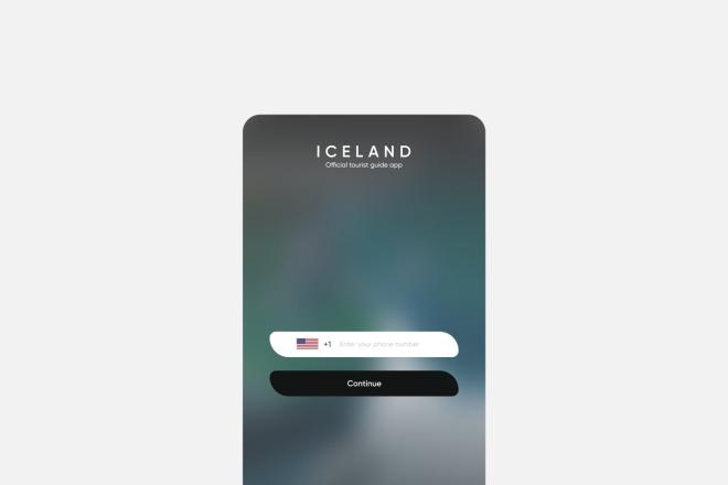 Разработка дизайна для вашего мобильного приложения 4 - kwork.ru