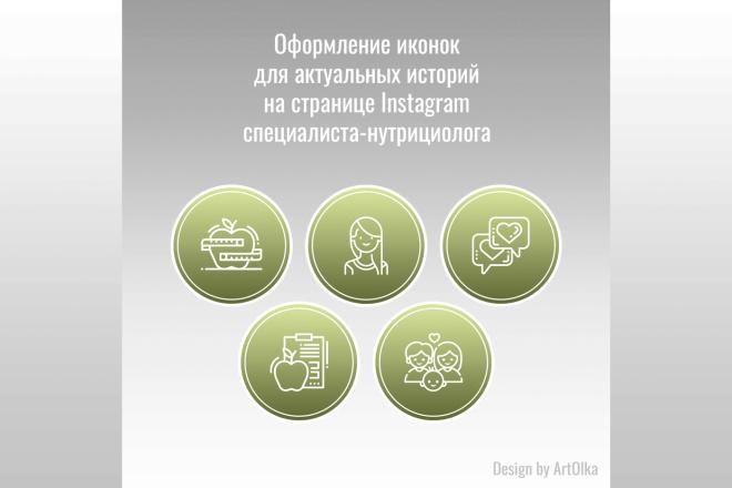 Дизайн для Инстаграм 9 - kwork.ru