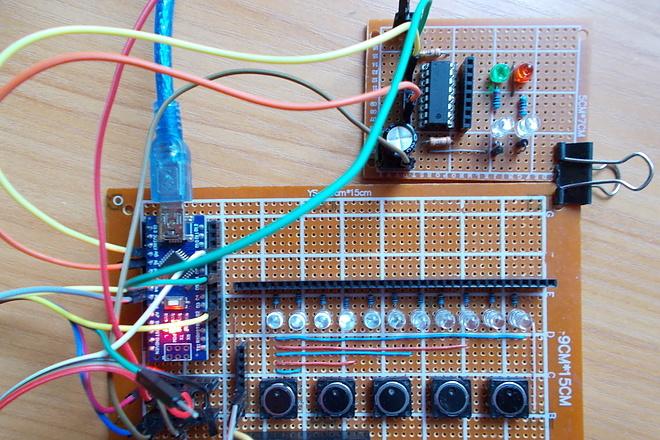 Разработаю код для устройства на основе плат Arduino и NodeMCU ESP12 17 - kwork.ru