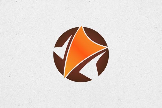Разработаю 3 варианта модерн логотипа 40 - kwork.ru