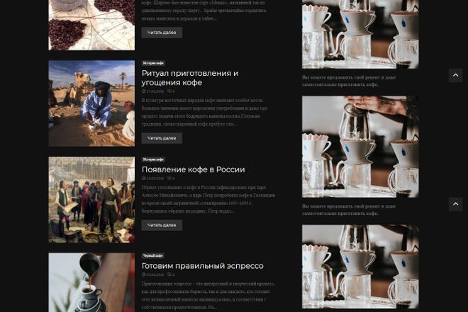Установка CMS Wordpress на хостинг + настройка шаблона 2 - kwork.ru