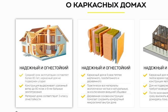 Создам лендинг на вордпресс 21 - kwork.ru
