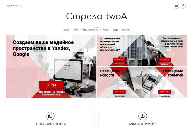 Сделаю идеальный баннер в стиле вашего сайта 1 - kwork.ru