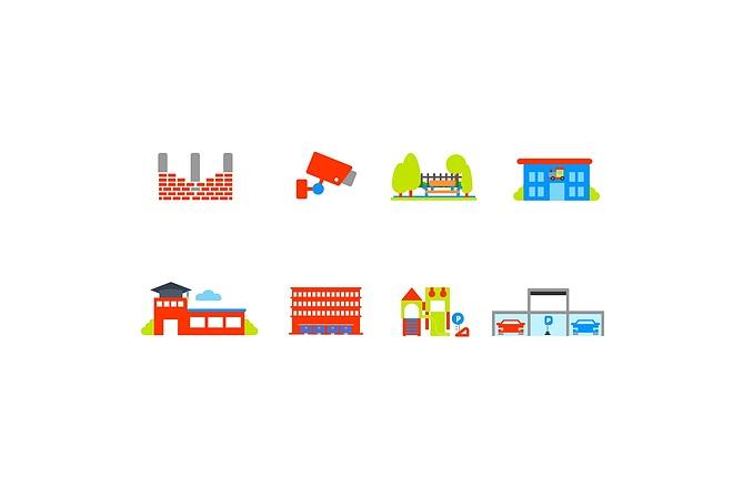Создам 5 иконок в любом стиле, для лендинга, сайта или приложения 33 - kwork.ru