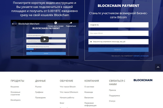 Копирование Landing Page 30 - kwork.ru