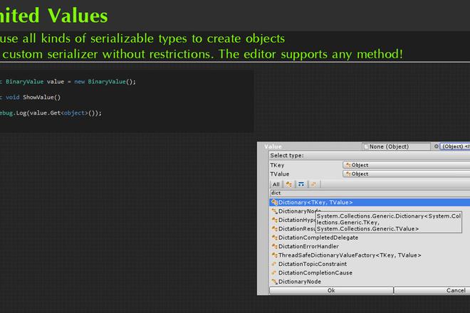 Разработка компонентов Unity 7 - kwork.ru