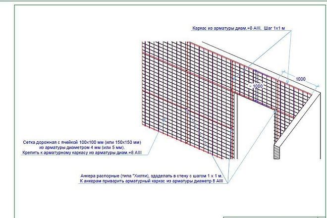 Расчеты элемента строительных конструкций 7 - kwork.ru