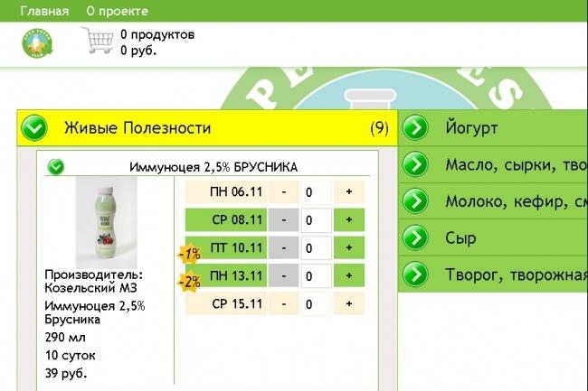 Сайт-визитка под ключ 3 - kwork.ru