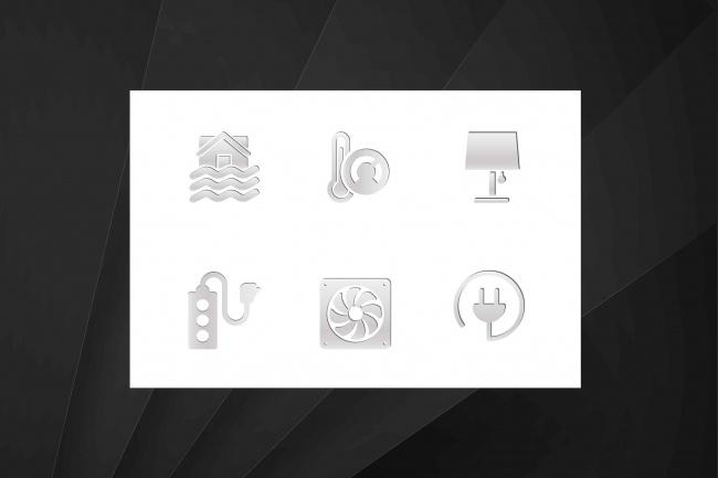 Нарисую 8 иконок 55 - kwork.ru