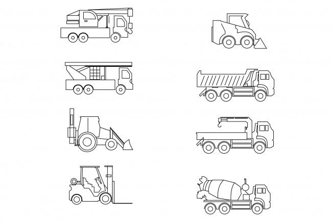 Нарисую 8 иконок 89 - kwork.ru