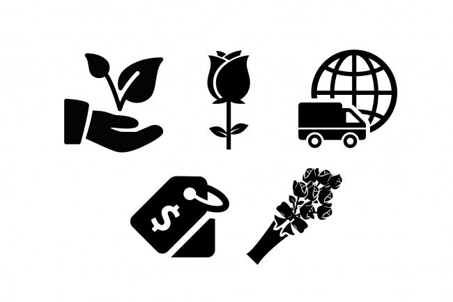 Нарисую 8 иконок 76 - kwork.ru