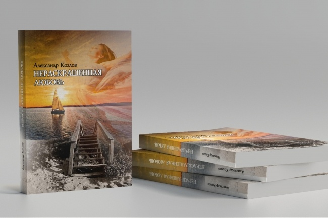 Создам обложку на книгу 58 - kwork.ru