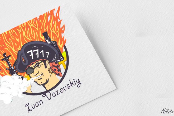 Создам 3 потрясающих варианта логотипа + исходники бесплатно 5 - kwork.ru