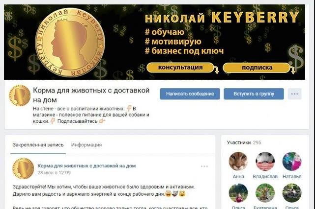 Оформление шапки ВКонтакте. Эксклюзивный конверсионный дизайн 41 - kwork.ru