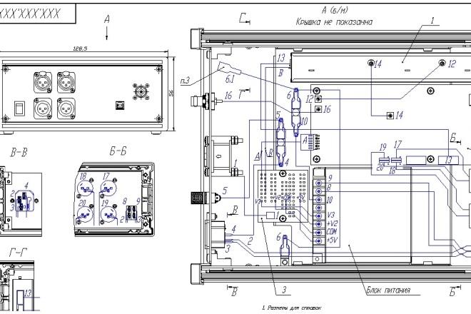 3D проекты, чертежи в соответствие с ГОСТ 2 - kwork.ru