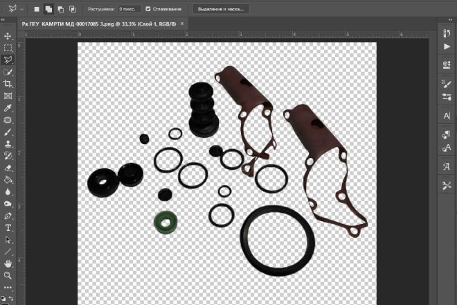 Нужно убрать фон, заменить фон -легко. Обработка 40 объектов 24 - kwork.ru